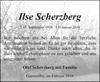 Ilse Scherzberg