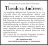 Theodora Andresen