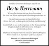 Berta Herrmann
