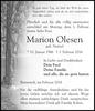 Marion Olesen