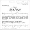 Ralf Junge