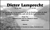 Dieter Lamprecht