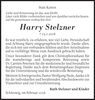 Harry Stelzner