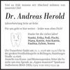 Dr. Andreas Herold