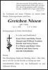 Gretchen Nissen