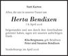 Herta Bendixen