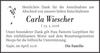 Carla Wiescher