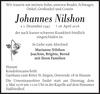 Johannes Nilshon