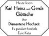 Karl Heinz Gerda Göttsche