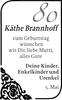 Käthe Brannhoff