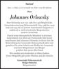 Johannes Orlowsky