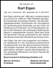 Karl Eigen
