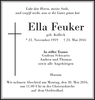Ella Feuker
