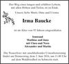 Irma Baucke