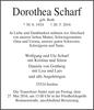 Dorothea Scharf