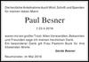 Paul Besner