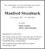 Manfred Steenbuck