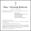 Hans-Christoph Kabierske