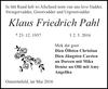 Klaus Friedrich Pahl