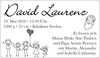 David Laurenz