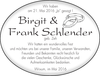 Birgit Frank Schlender