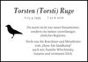 Torsten Torsti Ruge