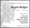 Jürgen Krüger