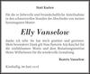 Elly Vanselow