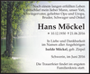 Hans Möckel