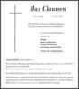 Max Claussen