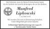 Manfred Lipkowski
