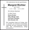 Margret Richter