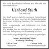 Gerhard Stuth