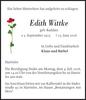 Edith Wittke