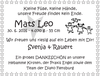 Mats Leo