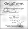 Christel Kerrinn
