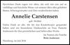 Annelie Carstensen