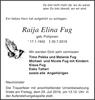 Raija Elina Fug