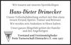 Hans-Dieter Drimecker