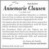 Annemarie Clausen
