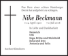 Nike Beckmann