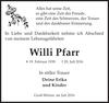 Willi Pfarr