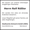 Rolf Rößler