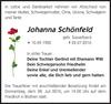 Johanna Schönfeld