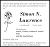 Simon N. Lawrence