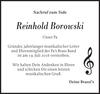 Reinhold Borowski