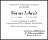 Werner Lohreit
