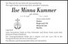 Ilse Minna Kummer