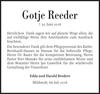 Gotje Reeder