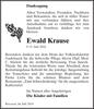Ewald Krause